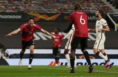 Manchester United v AS Roma - UEFA Europa League Semi Final: Leg One