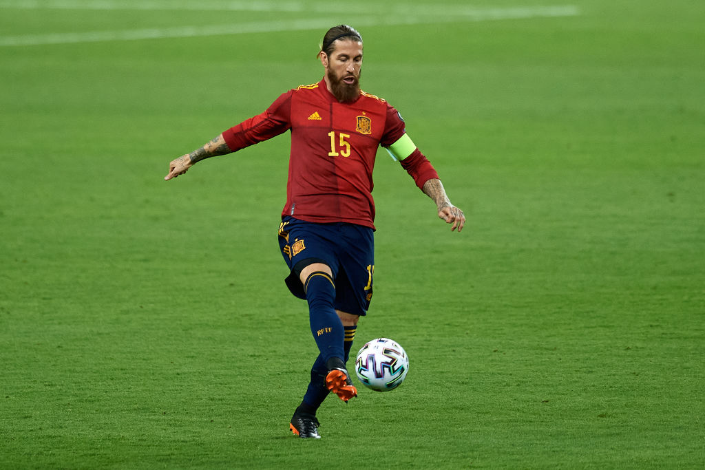 A free agent move for Sergio Ramos would allow United to invest money elsewhere in the squad.