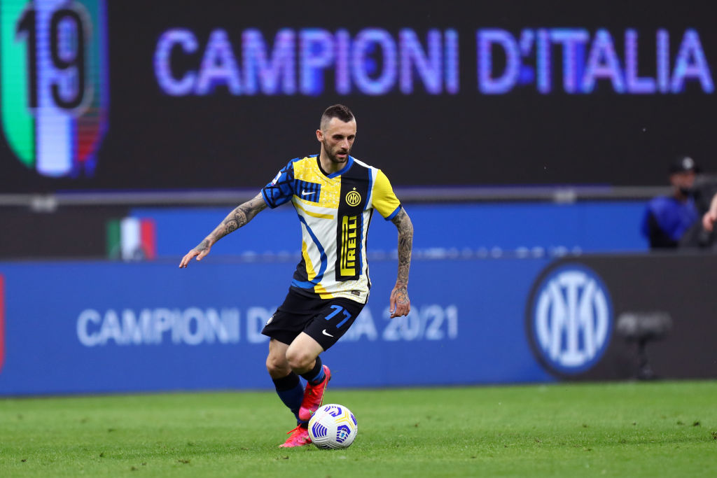 Brozovic is a player of proven quality, winning the Serie A title this year with Inter Milan.