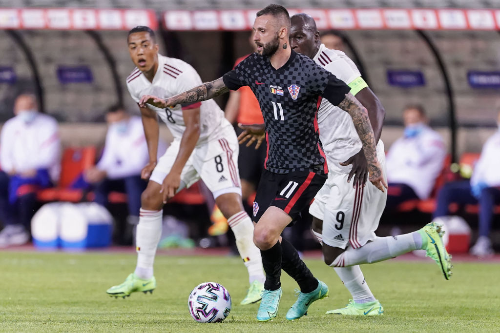 Brozovic is a holding midfielder with a touch of Michael Carrick to his game, a player who can pass and start attacks from deep, something Fred and McTominay struggle with.