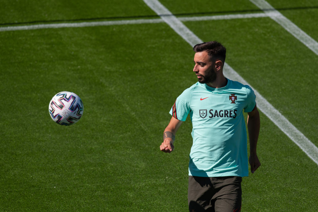 Bruno Fernandes can show he is a real big game player by leading Portugal to a win away at Germany.