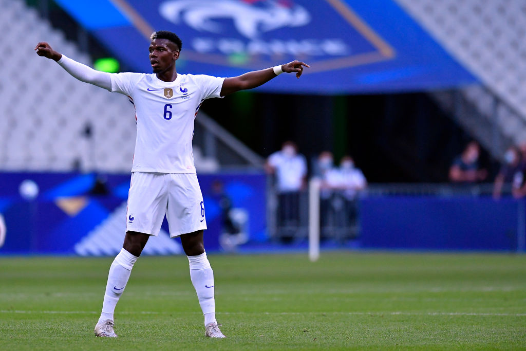 Paul Pogba's France face Germany away from home in a huge match worthy of being a final.