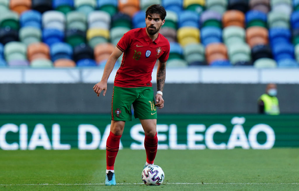 Ruben Neves of Portugal