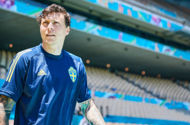 Sweden Training Session and Press Conference - UEFA Euro 2020: Group E