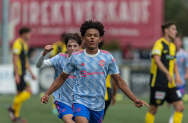 Young Boys Bern v Manchester United - UEFA Youth League