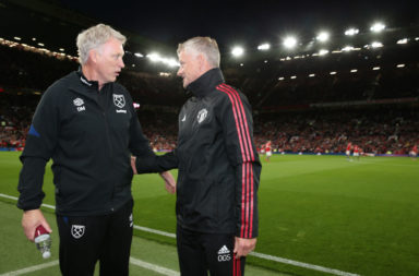 Manchester United v West Ham United - Carabao Cup Third Round