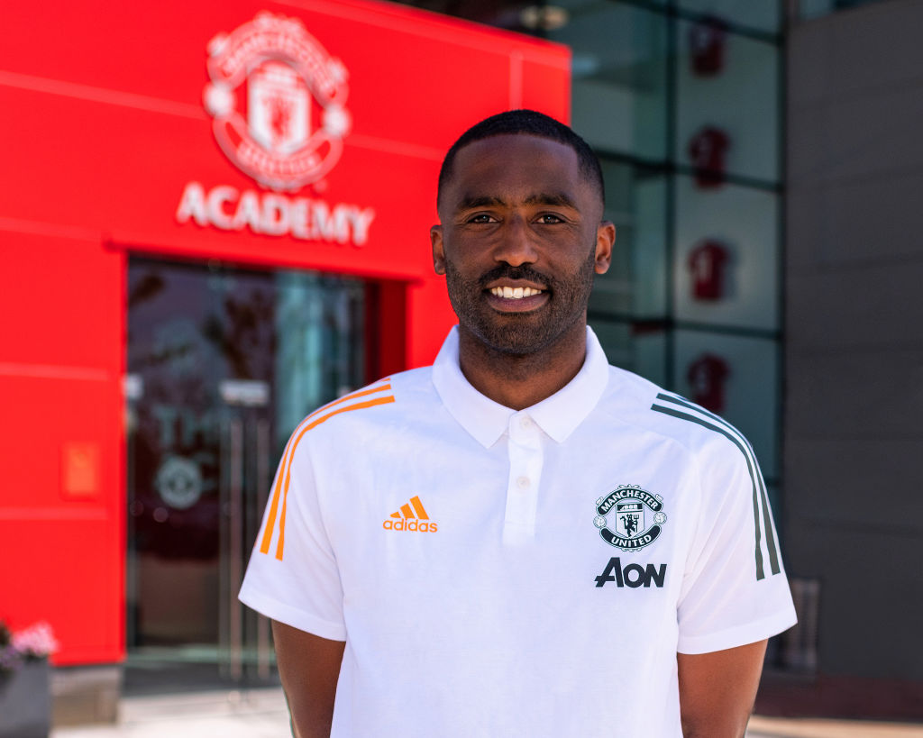 Justin Cochrane is Appointed New Head of Player Development & Coaching at Manchester United Academy