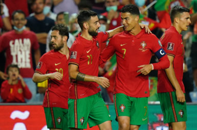 Portugal v Luxembourg - 2022 FIFA World Cup Qualifier